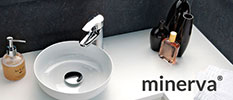 Minerva bathroom worktops