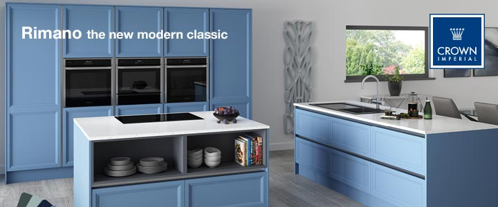 Crown Rimano kitchen furniture