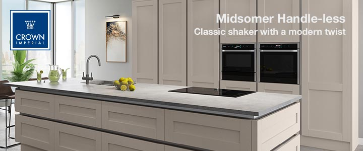 Crown Midsomer kitchen furniture