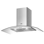 Belling 60cm Curved Glass Hood