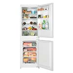Belling Built In 50/50 Frost Free Fridge Freezer - REDUCED TO CLEAR