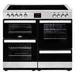 Belling Cookcentre 100cm Ceramic Range Cooker