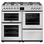 Belling Cookcentre Professional 100cm Gas Range Cooker