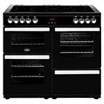 Belling Cookcentre 110cm Induction Range Cooker