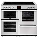 Belling Cookcentre Professional 110cm Ceramic Range Cooker