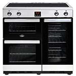 Belling Cookcentre 90cm Induction Range Cooker
