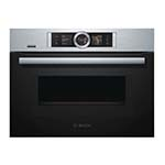 Bosch Series 8 Compact Oven with Microwave