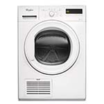 Whirlpool FREESTANDING 8kg Condenser Dryer