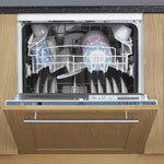 New World 60cm Integrated Dishwasher