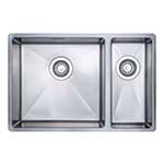 Essentials 10º Radius 1.5 Bowl Undermount Sink