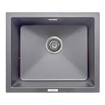 Essentials Cube Undermnt Granite Sink