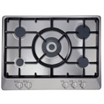 Essentials 70cm Gas Hob - REDUCED TO CLEAR