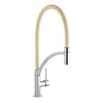 Essentials Pitone Tap, Brushed Steel