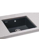 Carron Phoenix Fiji 100 Granite Sink