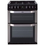 Belling FREESTANDING 60cm Gas Double Oven