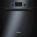 Bosch Series 6 Single Oven, Black - REDUCED TO CLEAR
