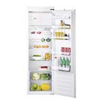 Hotpoint Built In Fridge with Icebox