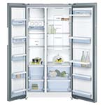 Bosch Series 4 American Style Fridge Freezer