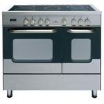 New World 90cm Ceramic Range Cooker