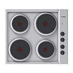 Bosch Series 2 60cm Solid Plate Electric Hob