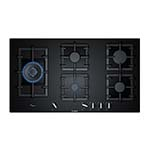 Bosch Series 6 90cm Gas on Glass Hob