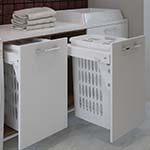 Crown Spaceworks Laundry Bin