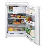 Indesit FREESTANDING 55cm Under Counter Fridge with Icebox
