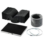 Neff Recirculating Kit for Island Hoods
