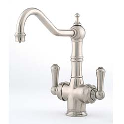 Perrin & Rowe Aquitaine Dual Lever Filter Tap