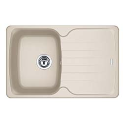 Franke Antea COFFEE Single Bowl SINK & TAP PACK