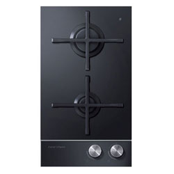 Fisher & Paykel Gas on Glass Domino Hob