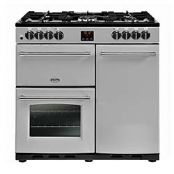 Belling Farmhouse 90cm Dual Fuel Range Cooker
