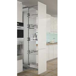 Crown Spaceworks 300mm Pull-out Larder