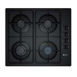 Neff 60cm Gas on Glass Hob