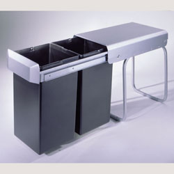 Fitted Waste System