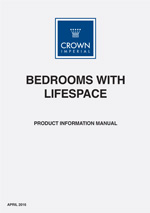 graphic of Crown Bedroom Manual PDF download